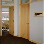 Commercial 1 Panel Door - K6000