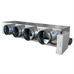 Motorized plenum Daikin low profile 5 dampers