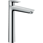 Talis E Single lever basin mixer 240 without waste set 71717000