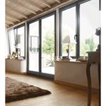 single pvc casement window