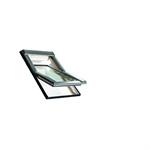 roto centre-pivot roof window designo r4 timber