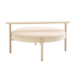 HYGGE - seating ø1200 with long table