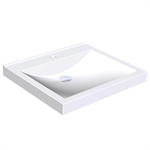 quadro single washbasin anmw411