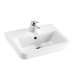 Street Square Washbasin 400x350 mm.