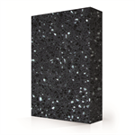 Black Coral 9125 - Avonite Surfaces® Acrylic Solid Surface