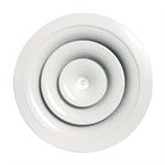 Round diffuser with plenum _ DFCI