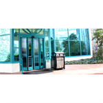 SB600 Bifolding Automatic Door Series