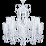 zénith chandelier ceiling 24l avec huricanes