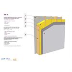 full depth truss frame panel