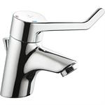 waschtischsicherheitsarmatur (bedienhebel 120 mm)