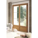 double pvc french door carlis.j - renovation