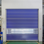 High-speed turbo roll-up doors STR®