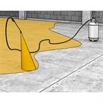 composé de durcissement et de scellement pour sols en béton avec sikafloor® proseal w