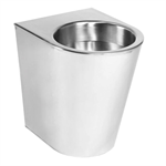 71702 presto floor standing wc toilet pan - rear mounting lvl0