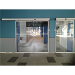 Automatic door - Telescopic SL left A20-2R without fixed panel