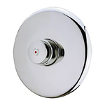 38222 presto p50b for concealed mounting with chromed concealed plate