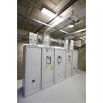 Armoires composables métalliques XL³ 4000 pour réalisation de tableaux électriques IP55 avec appareils de protection jusqu'à 6300A
