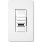 EcoSystem™ 4-Button Wall Control, Raise/Lower Rocker, 4-Presets, Built-in Infrared Receiver