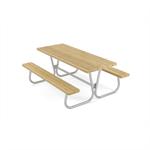 Piknikbord Rörvik Furu 180x70xh72 cm