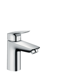 Logis Single lever basin mixer 100 with push-open waste set 71107000