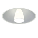 21-inch Semi-Recessed, Glass Downlight 4700 Series