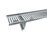 Walkway wire system for concrete tile roofs