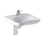 Blue Washbasin 640x550 mm.