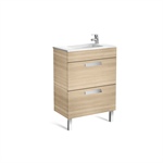 DEBBA 600 Compact base unit w/ 2 drawers and basin