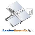 sloped glazing forster thermfix light ei30