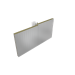 brucha fire protection wall panel