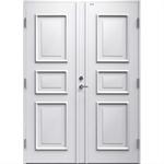 Diplomat Elvira Tät double door