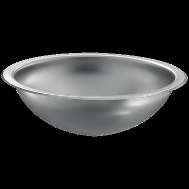 120490  Round inset HEMI washbasin