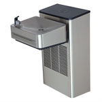 Model 1201SF, Wall Mount ADA Filtered Water Cooler