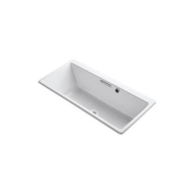 K-820-G0 Rêve® 5.5' BubbleMassage™ Bath with White Airjet Color