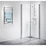 Picto Duschväggar, raka duschhörn 90x100