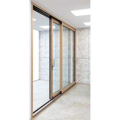 extrem - 2-leaf sliding door