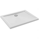 kyreo - extra-slim rectangular shower tray 70x90 cm