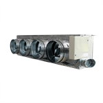 Motorized plenum Daikin standard 4 dampers