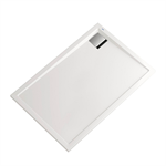 Sigma Rectangular shower tray 1000x700. Low profile.