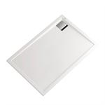 Sigma Rectangular shower tray 1000x700. Low profile.