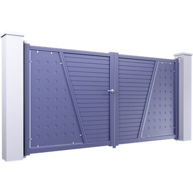 swinging gate - arpege line - venise model