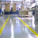 URETHANE TF Flooring system for milk industry