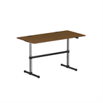 executive desk sit/stand 1800x900 mm