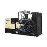 400rzxd, 60 hz, dual fuel, industrial gaseous generator