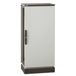 Altis IP55 metal assemblable enclosure - IK10 - RAL7035 Depth 400 mm from 1200x600mm to 2000x1200mm