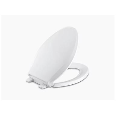 Cachet® Quiet-Close™ elongated toilet seat