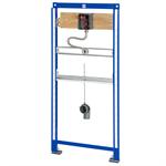 aquafix installation frame for ceramic urinals aqfx0001