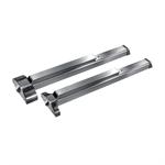 crossbar fitting pha - ironmongery panic hardware 9000 series 2-leaf