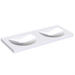 ronda double washbasin anmw221