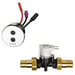 protronic - a3000 open electronic urinal flush valve aqua402